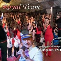 Royal Team 9 szlinapi party