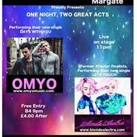 One night two great acts