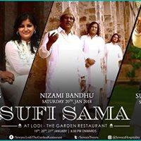 Sufi Samaa at Lodi