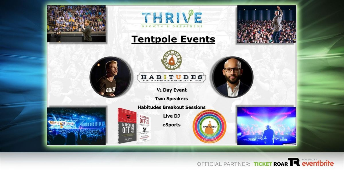 Balfour Thrive Tentpole event  Sponsorship Opportunities
