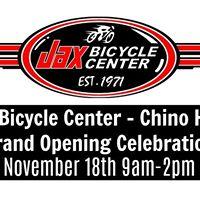 Jax Chino Hills Grand Opening Celebration