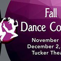MTSU Fall Dance Concert
