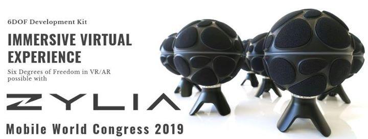 ZYLIA at MWC 2019
