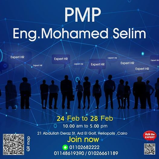 PMP with Eng.Mohamed Selim