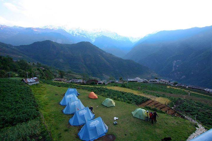 Y Treks Nepal Langtang Tamang Heritage (2 - 11 December 2017)
