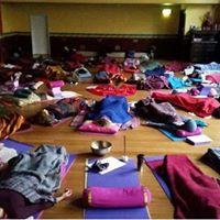 Total Yoga Nidra Foundation with Uma Janice and Janine