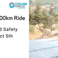Zeina Hauchs 400km Fundraising Ride