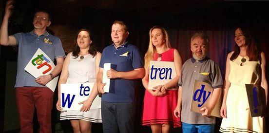 Kabaret TON - W te trendy - runda czwarta