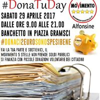 Dona Tu Day - 2 Euro Spesi Bene