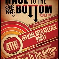 Race To The Bottom Double IPA Beer Release Party