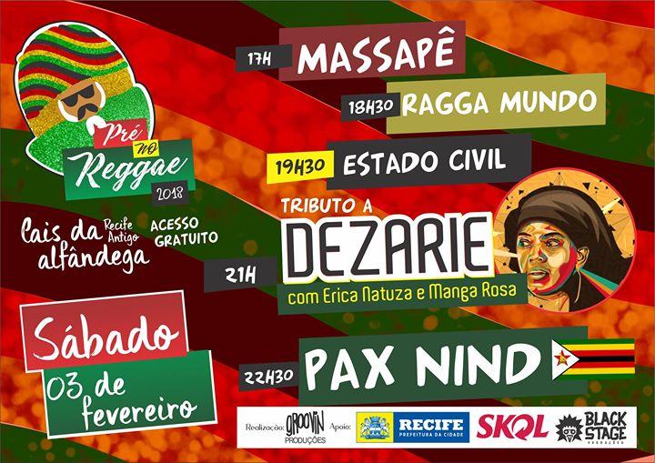Pr no Reggae 2018