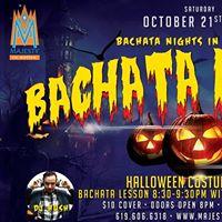 Bachata Del Rey  Halloween Party