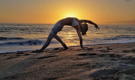Bright and Vital Yoga - Diana