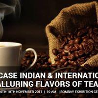 World Tea &amp Coffee Expo 2017