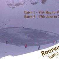 Roopkund Trek (Skeleton lake) Batch -2