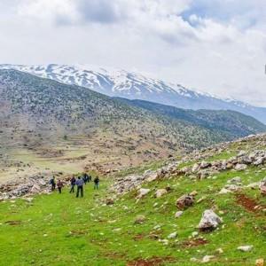 Ain Horsha to Rachaya Hike - Rachaya  HighKings