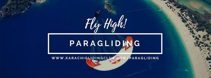 Novice Paragliding Course