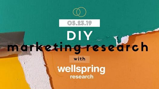 DIY Marketing Research at We Are Vitality, Dubai