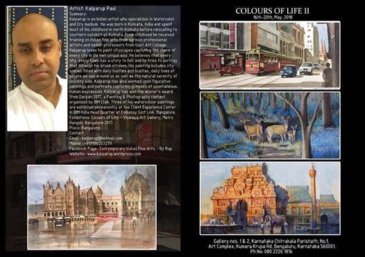 Colours of Life II