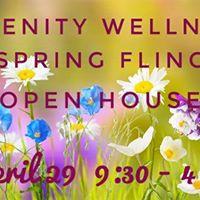 Serenity Wellness Spring Fling Open House