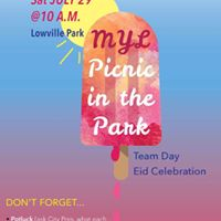 Picnic in the Park (Team Day)
