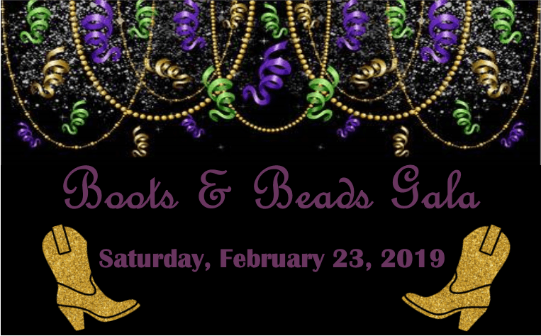 Boots and Beads Gala