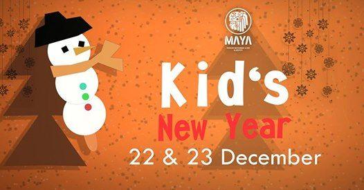 Kids New Year