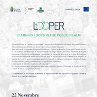 Presentazione progetto Looper - pensare il governo di Verona sud
