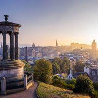 Prewedding At Edinburgh Scotland