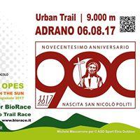 La Scalata del Santo BioEco Trail Race