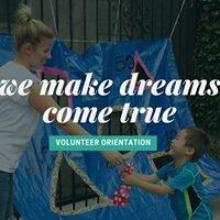 August Volunteer Orientation