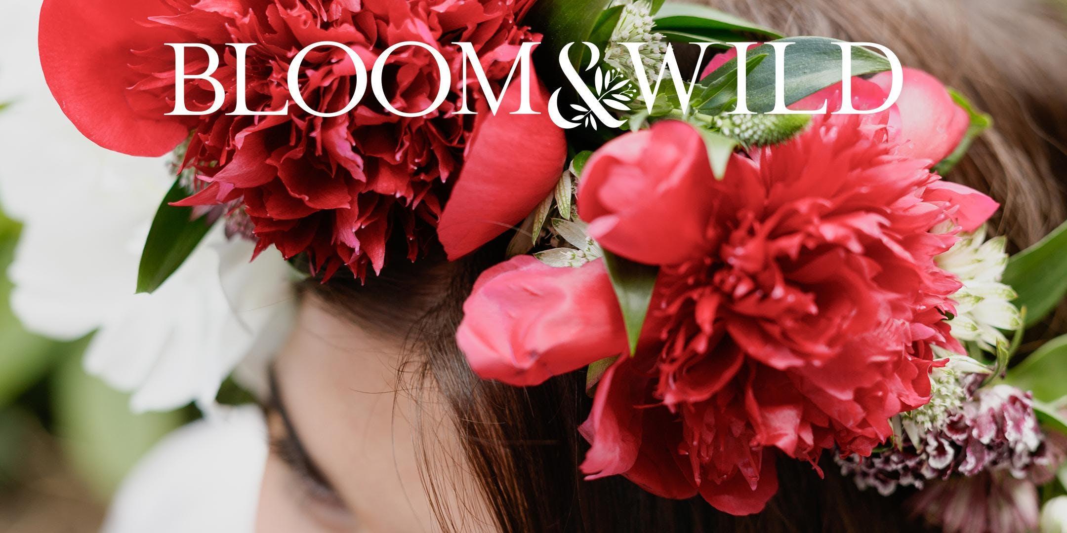 Summer Solstice Flower Crowns