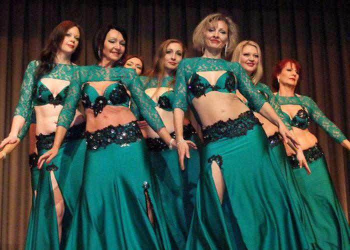 Kulturnacht - orientalische Tanznacht