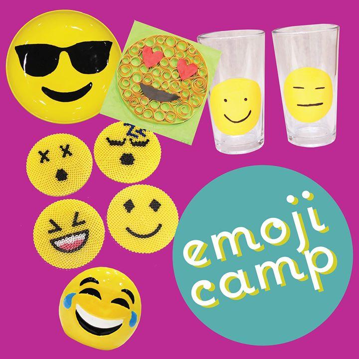 Emoji 3-Day Camp