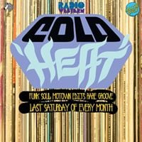 Cold Heat (Funky Dance Party)  Saturday July 29