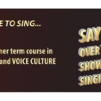 Short Term Course in Vocal Techniques and Voice culture