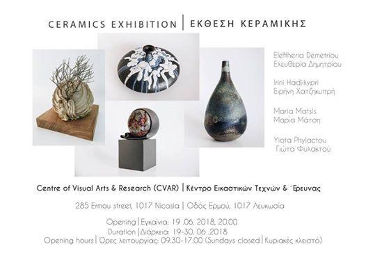 Ceramics Exhibition