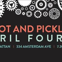 Pinot and Pickling Spring Launch Party