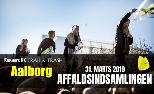 Lokal affaldsindsamling med Runners DK Aalborg