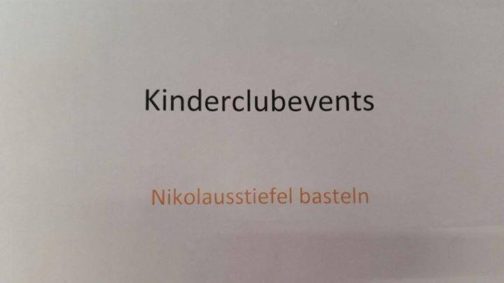 Nikolausstiefel Basteln At Obi Grimma Kinderclub Grimma