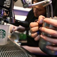 Were Hiring - Starbucks Supervisor &amp Barista Hiring Event