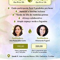 Curso de Aromaterapia Bsica