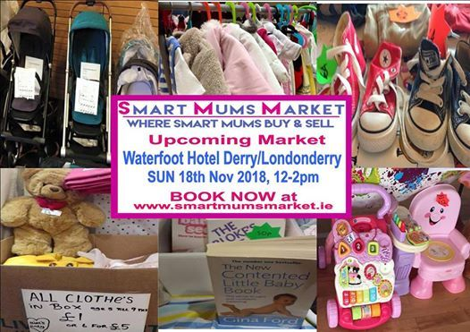 Smart Mums Market-Northern Ireland-DerryLondonderry November
