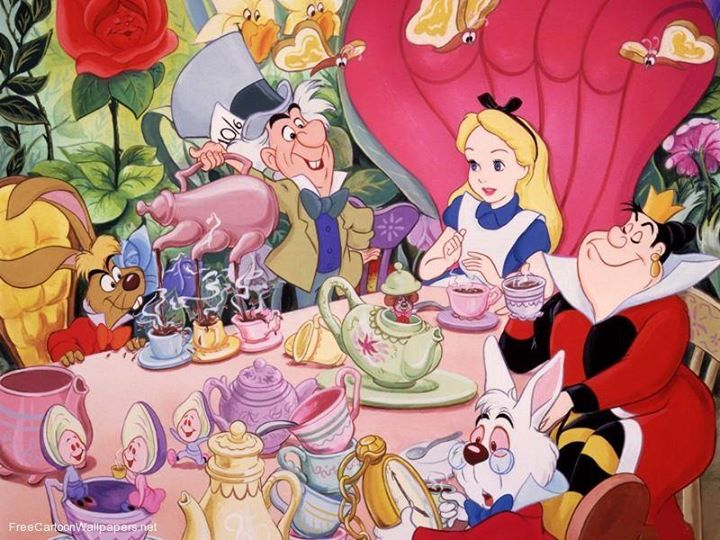 Wrisoc Tea Party