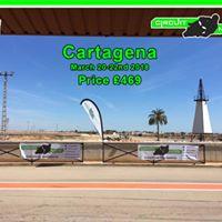 Cartagena March 2018