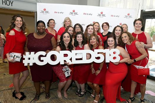 Capital Region Go Red For Women Luncheon