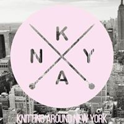 Knitting around New York