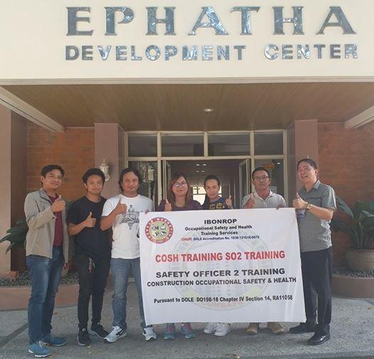 COSH Training DOLE Accredited San Fernando Pampanga