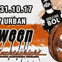 Strictly Urban Halloween mit Radio DJ Boulevard Bou