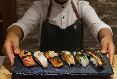 Detroit Sushi Festival
